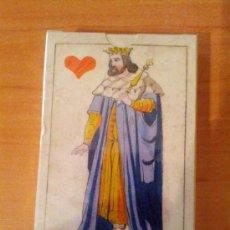 Barajas de cartas: BARAJA CHIARI, ITALIA, SIGLO XIX, 1850 SIN USO. Lote 39165361