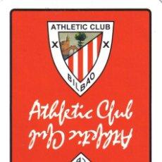 Barajas de cartas: BARAJA ESPAÑOLA ATHELETIC CLUB DE BILBAO DE FUTBOL. Lote 39358901