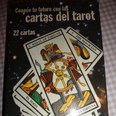 Barajas de cartas: TAROT WOMAN - COMPUESTO POR LIBRO INSTRUCCIONES Y ARCANOS MAYORES EN UN ESTUCHE. Lote 39423695