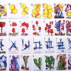 Barajas de cartas: BARAJA EL CASTILLO ¡¡¡¡¡¡ NAIPES LA CIGÜEÑA ¡¡¡ EDICIÓN LIMITADA. Lote 39402026