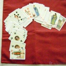 Barajas de cartas: BARAJA DE POKER.DESCUBRIMIENTO DE AMERICA.N 032. Lote 39471472