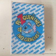 Barajas de cartas: BARAJA DE CARTAS PEZQUEÑINES NO GRACIAS. Lote 39788897