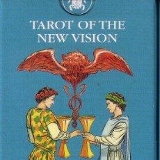 Barajas de cartas: MINI TAROT DE LA NUEVA VISION. Lote 39813294