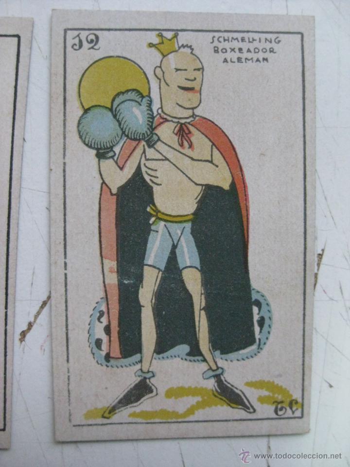 Barajas de cartas: PRECIOSA BARAJA COMICO ARTISTICA DEPORTIVA, años 1930, El reverso es Cine Manual DEL GATO FELIZ - Foto 12 - 209658851