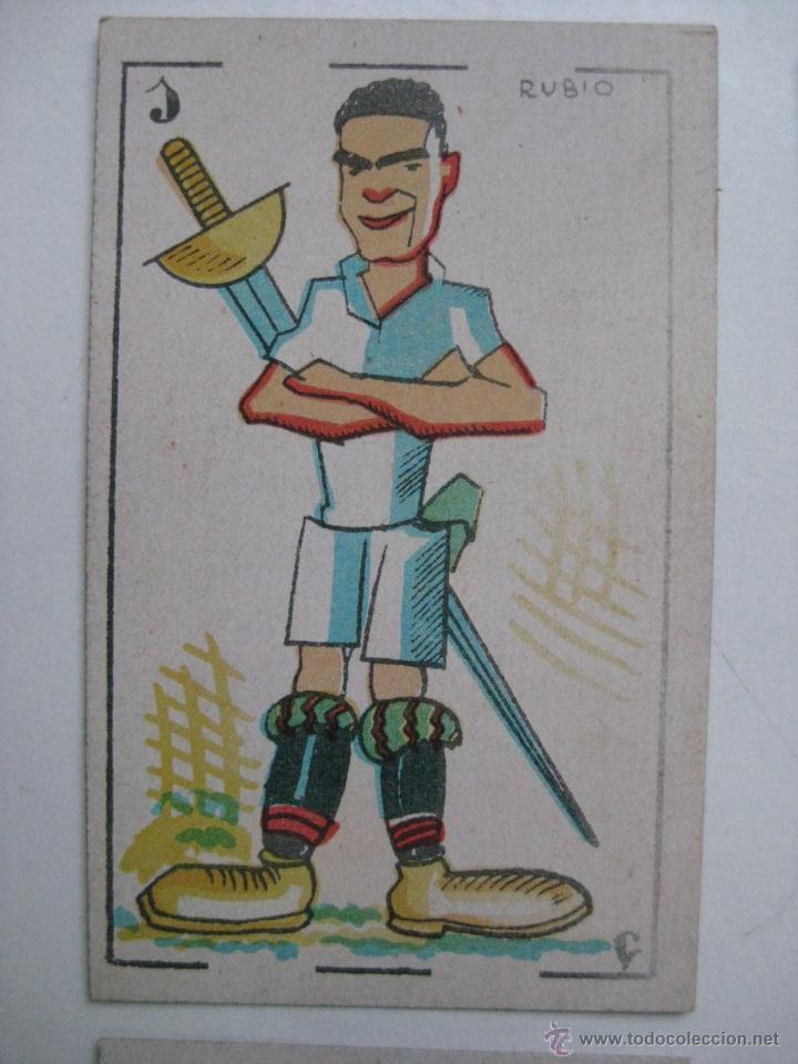 Barajas de cartas: PRECIOSA BARAJA COMICO ARTISTICA DEPORTIVA, años 1930, El reverso es Cine Manual DEL GATO FELIZ - Foto 14 - 209658851