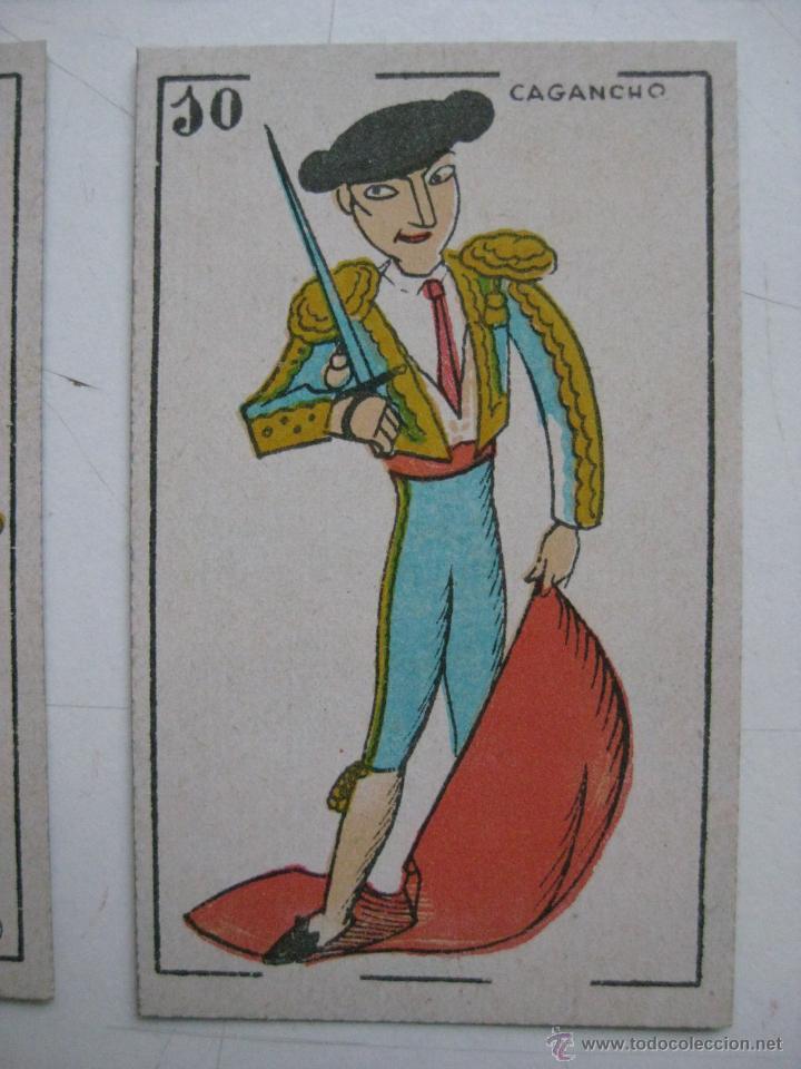 Barajas de cartas: PRECIOSA BARAJA COMICO ARTISTICA DEPORTIVA, años 1930, El reverso es Cine Manual DEL GATO FELIZ - Foto 17 - 209658851