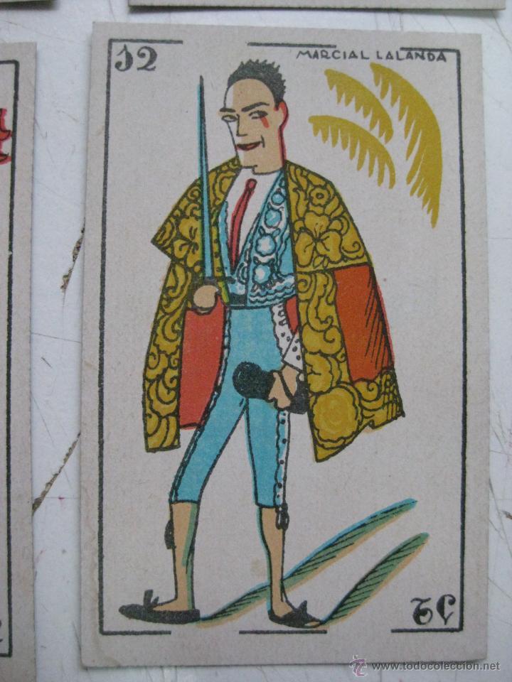 Barajas de cartas: PRECIOSA BARAJA COMICO ARTISTICA DEPORTIVA, años 1930, El reverso es Cine Manual DEL GATO FELIZ - Foto 19 - 209658851