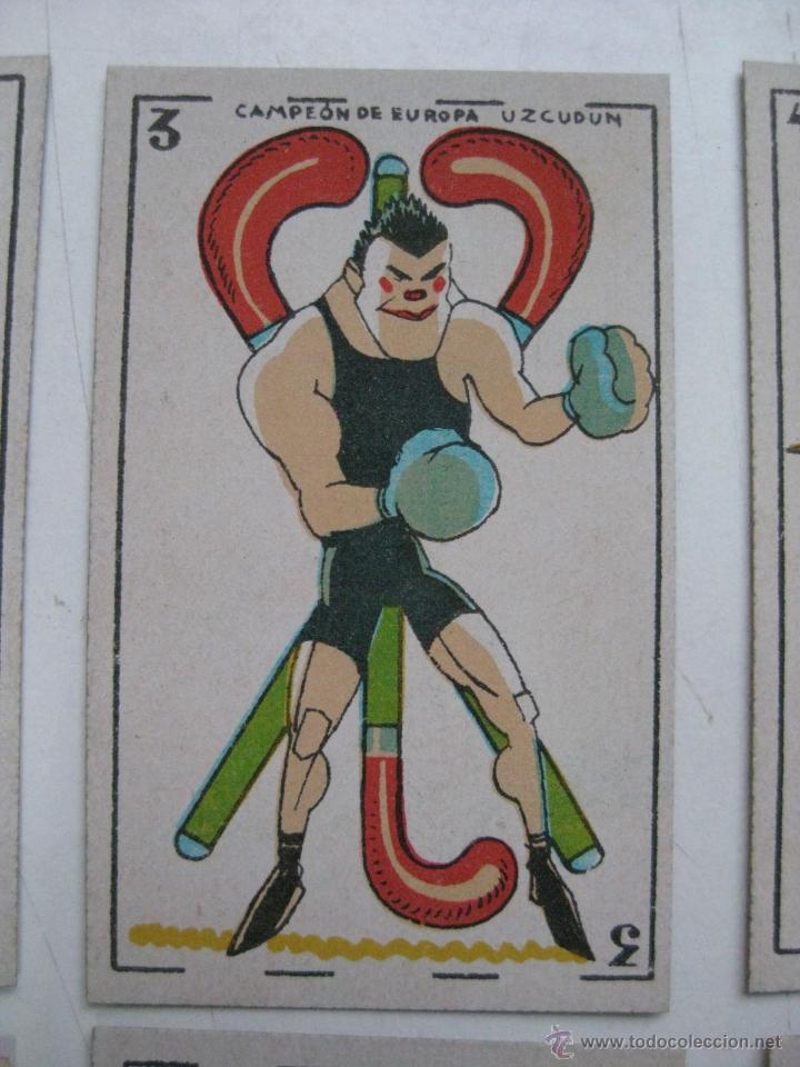 Barajas de cartas: PRECIOSA BARAJA COMICO ARTISTICA DEPORTIVA, años 1930, El reverso es Cine Manual DEL GATO FELIZ - Foto 23 - 209658851