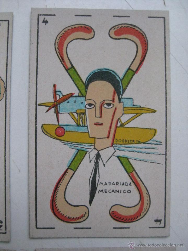 Barajas de cartas: PRECIOSA BARAJA COMICO ARTISTICA DEPORTIVA, años 1930, El reverso es Cine Manual DEL GATO FELIZ - Foto 24 - 209658851