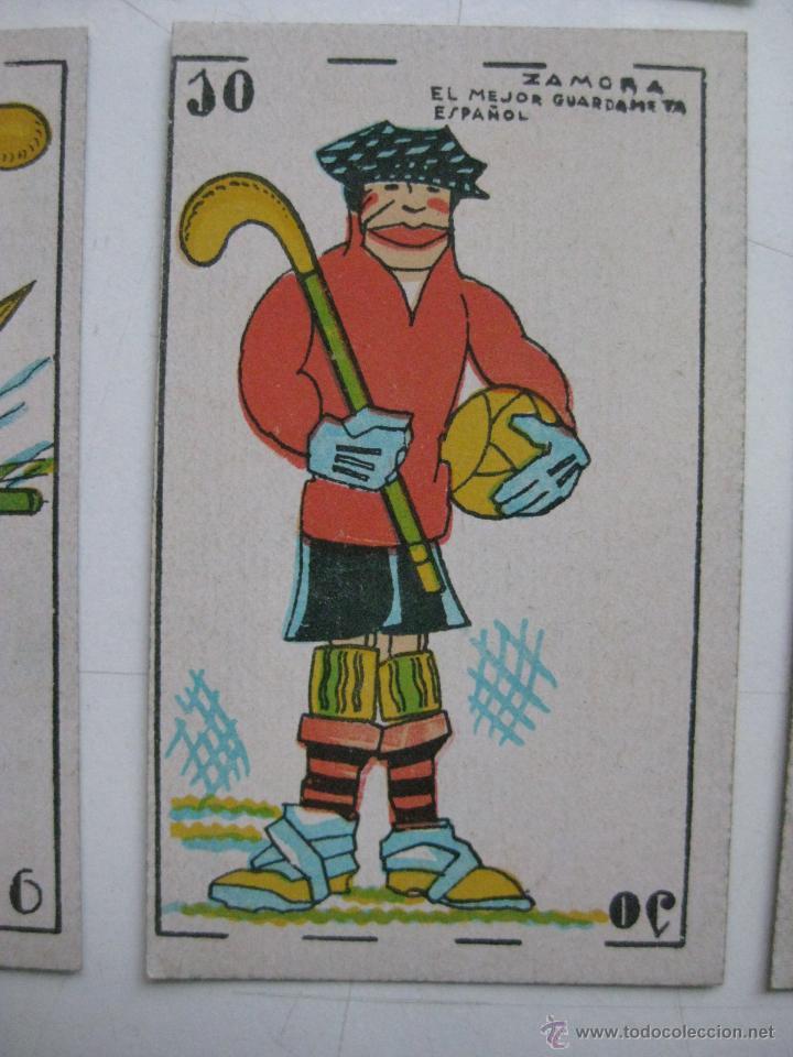 Barajas de cartas: PRECIOSA BARAJA COMICO ARTISTICA DEPORTIVA, años 1930, El reverso es Cine Manual DEL GATO FELIZ - Foto 25 - 209658851