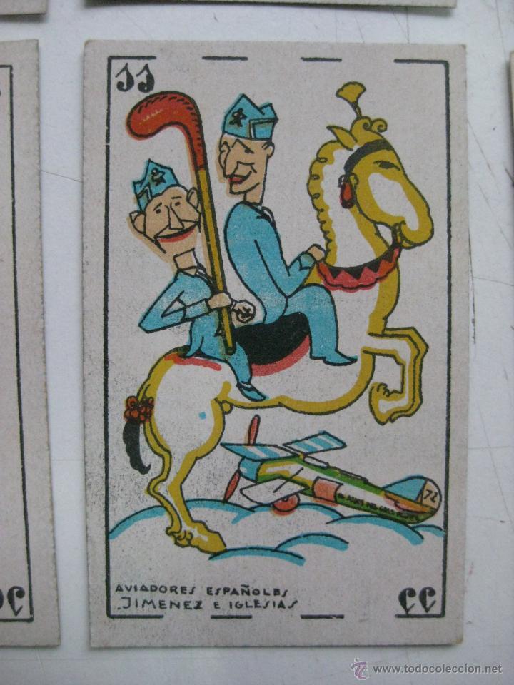 Barajas de cartas: PRECIOSA BARAJA COMICO ARTISTICA DEPORTIVA, años 1930, El reverso es Cine Manual DEL GATO FELIZ - Foto 26 - 209658851