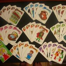Barajas de cartas: BARAJA DE CARTAS CANDY CANDY - EDICIONES RECREATIVAS 1984. Lote 39892601