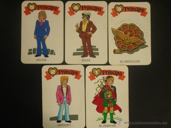 Barajas de cartas: BARAJA DE CARTAS CANDY CANDY - EDICIONES RECREATIVAS 1984 - Foto 4 - 39892601
