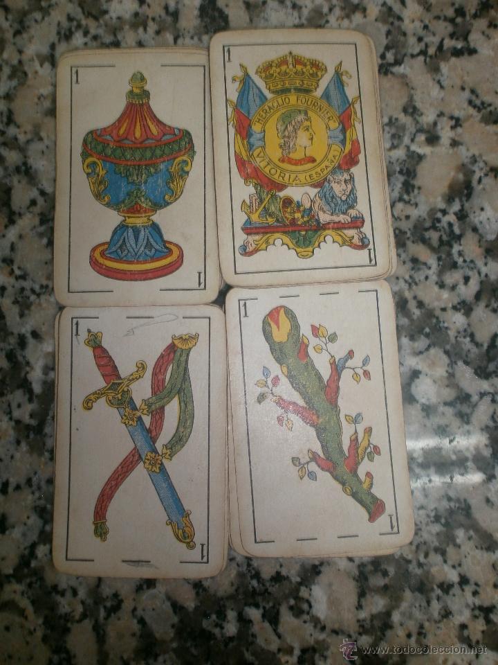 BARAJA DE CARTAS HIJOS DE HERACLIO FOURNIER Nº 32 (Juguetes y Juegos - Cartas y Naipes - Otras Barajas)