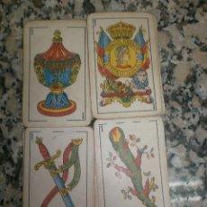 Barajas de cartas: BARAJA DE CARTAS HIJOS DE HERACLIO FOURNIER Nº 32 . Lote 40004191
