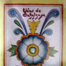 Barajas de cartas: BARAJA PROMOCIONAL INCAVI - VINS DE CATALUNYA. Lote 40011815