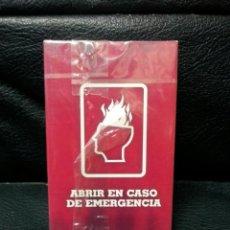 Barajas de cartas: BARAJA DE CARTAS FOURNIER (NUEVA PLASTIFICADA). Lote 40053574