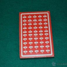 Barajas de cartas: BARAJA NAIPE ESPAÑOL FOURNIER BANCO SANTANDER. Lote 40144221