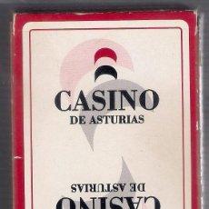 Barajas de cartas: -56169 BARAJA CASINO DE ASTURIAS, HERACLIO FOURNIER, 40 CARTAS. Lote 40210157