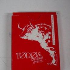 Barajas de cartas: ANTIGUA BARAJA DE CARTAS - HERACLIO FOURNIER - VITORIA - PLAYING CARDS - 54 CARTAS - PLASTIC COATED . Lote 38264853