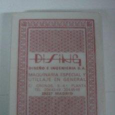 Barajas de cartas: ANTIGUA BARAJA DE CARTAS DE HERACLIO FOURNIER, VITORIA - 40 CARTAS. . CON PUBLICIDAD DE D. Lote 38265034