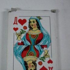 Barajas de cartas: ANTIGUA BARAJA DE CARTAS - BARAJA COMPLETA CON 36 CARTAS - OLD DECK OF CARDS.. Lote 38265174