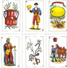 Barajas de cartas: BARAJA ESPAÑOLA DEL ACEITE-AÑO 1992. Lote 40376666