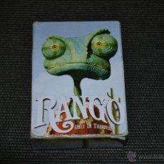 Barajas de cartas: MINI BARAJA DE POKER RANGO DE BURGER KING 2011. Lote 40400487