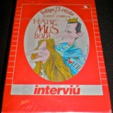 Barajas de cartas: BARAJA DE CARTAS FELIPE Y LETIZIA - MADRID 22 MAYO 2004. HABEMUS BODA. INTERVIÚ. PROMO RON BRUGAL. Lote 40427529