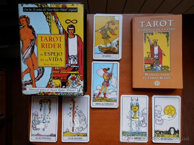 Tarot rider el espejo de la vida manual para comprar barajas de tarot en todocoleccion - El espejo tarot gratis ...