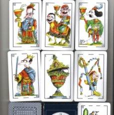 Barajas de cartas: BARAJA ESPAÑOLA HABEMUS BODA- INTERVIU-AZUL-FOURNIER-AÑO 2004. Lote 40527533