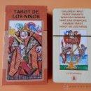 Barajas de cartas: TAROT DE LOS NIÑOS - LELE LUZZATI. Lote 145679926