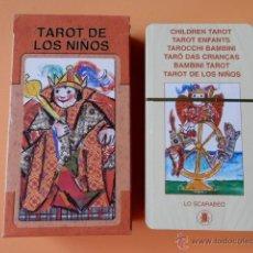 Barajas de cartas: TAROT DE LOS NIÑOS - LELE LUZZATI. Lote 37212901