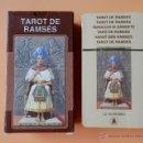 Barajas de cartas: TAROT DE RAMSÉS - GIORDANO BERTI. Lote 37213014