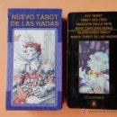 Barajas de cartas: TAROT NUEVO TAROT DE LAS HADAS - RICARDO MINETTI. Lote 37213384
