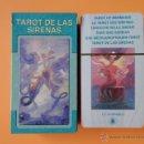 Barajas de cartas: TAROT DE LAS SIRENAS - PIETRO ALLIGO & MAURO DE LUCA. Lote 37213466
