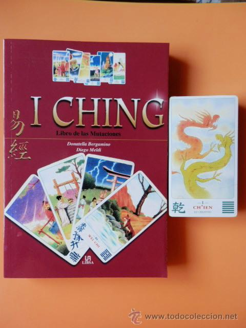 tarot i ching cartas