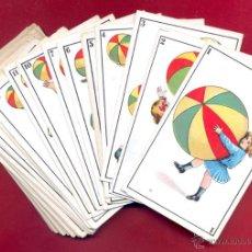 Barajas de cartas - Rara baraja de cartas - Chocolates Adarraga - 40593367