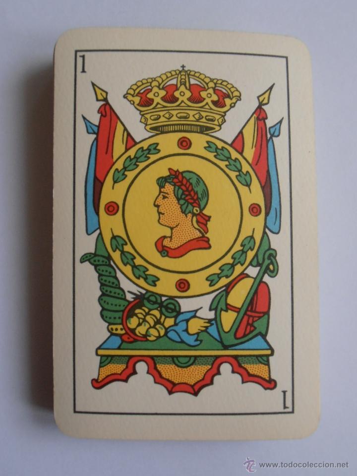 BARAJA DE CARTAS MARCA TITI HERACLIO FOURNIER COMPLETA (Juguetes y Juegos - Cartas y Naipes - Baraja Española)