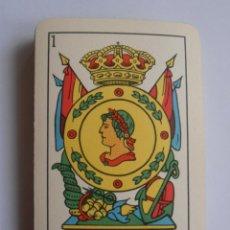 Barajas de cartas: BARAJA DE CARTAS MARCA TITI HERACLIO FOURNIER COMPLETA. Lote 40695411