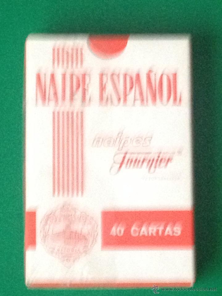 Barajas de cartas: FOURNIER PUBLICIDAD BANCO GRUPO SANTANDER - BARAJA NAIPES 40 CARTAS - PRECINTADA - Foto 2 - 40702654