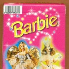 Barajas de cartas: BARAJA INFANTIL BARBIE PLAYING CARDS. NAIPES.. Lote 40715444