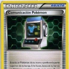 Barajas de cartas: COMUNICACION POKEMON - Nº 99 - CARTAS POKEMON - POKEMON TRADING CARD - AÑO 2011. Lote 40807302