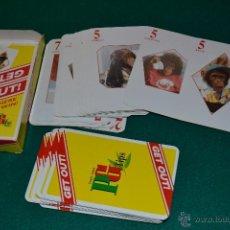 Barajas de cartas: BARAJA DE 52 CARTAS PGTIPS. Lote 40846197
