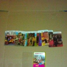 Barajas de cartas: BARAJA NAIPE JUEGO DE CARTAS LOS MINIS *DISNEY WORLD* AÑO 1978 FOURNIER A ESTRENAR. Lote 40917327
