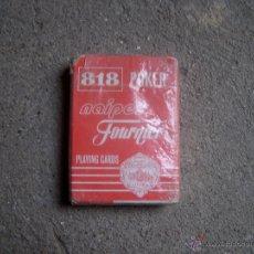 Barajas de cartas: HERACLIO FOURNIER, BARAJA 818 POKER, 55 CARTAS.. Lote 40999746