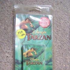 Barajas de cartas: HERACLIO FOURNIER, DISNEY'S TARZAN. EN BLISTER.. Lote 47905173