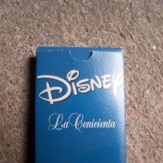 Barajas de cartas: HERACLIO FOURNIER, DISNEY, LA CENICIENTA. Lote 41000193