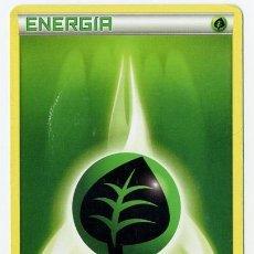 Barajas de cartas: ENERGIA PLANTA - CARTAS POKEMON - POKEMON TRADING CARD - AÑO 2011. Lote 41076589