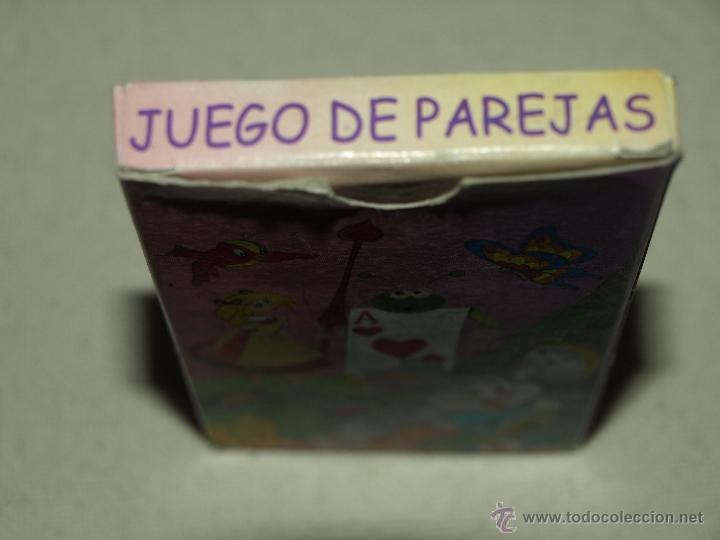 Barajas de cartas: BARAJA DE JUEGO DE PAREJAS. ALICIA EN EL PAIS DE LAS MARAVILLAS. 31 CARTAS. VER FOTOS. - Foto 8 - 41077740